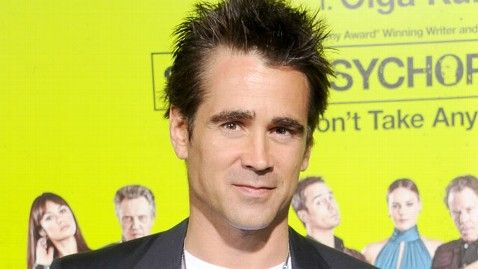"""Colin Farrell Opens Up About Son's Disabilities.   """"We share in the smallest victories; the first words at age six or seven, being able to feed oneself at 19, and getting the seizures under control,"""" he said. """"When James took his first steps at age four, I nearly broke in half!""""  Angelman Syndrome is characterized by seizures, jerky movements, sleeping problems, and developmental disability."""