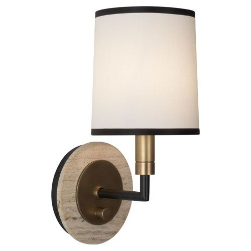 Robert Abbey Axis Wall Sconce Style #2136