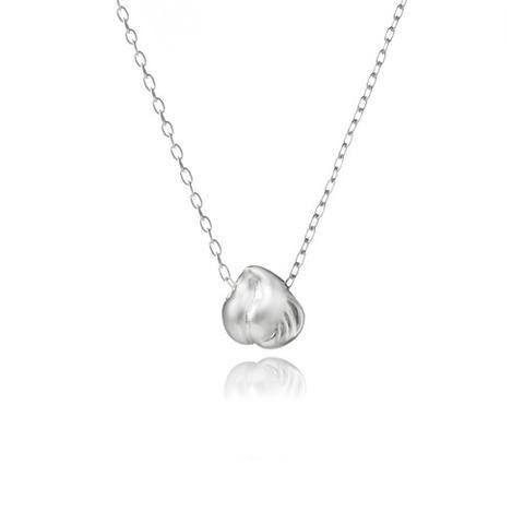 Heavenly Peach necklace medium