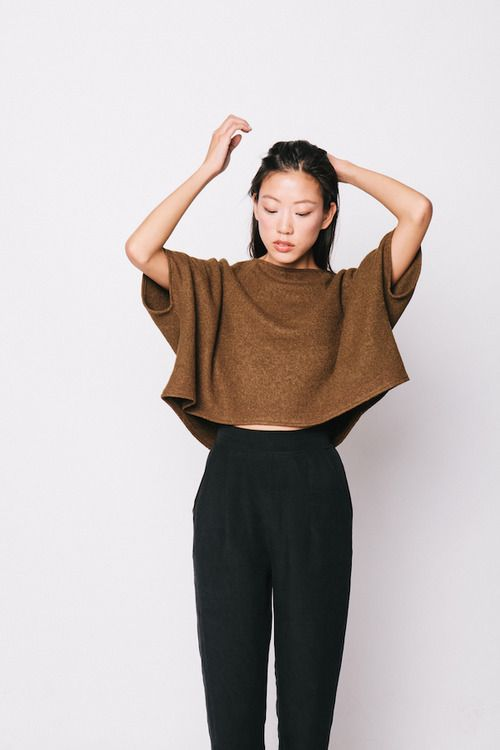 Loose Top and Slimline Trousers