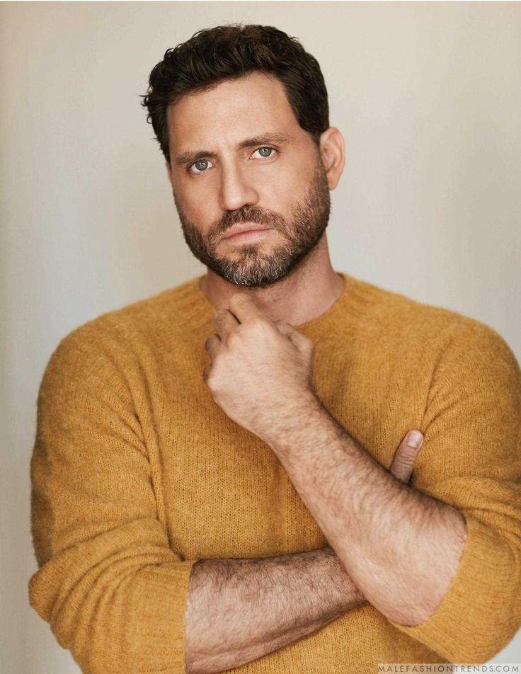 Male Fashion Trends: Edgar Ramírez para Man of Metropolis por John Russo