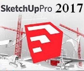 SketchUp Pro 2017 versi 17.0 full crack terbaru free download, SketchUp Pro latest version software untuk membuat desain 3D dengan mudah dan fitur lengkap