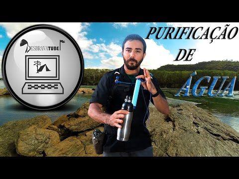 PURIFICAÇÃO DE ÁGUA #desbravadores #desbravador #classe #especialidade - YouTube