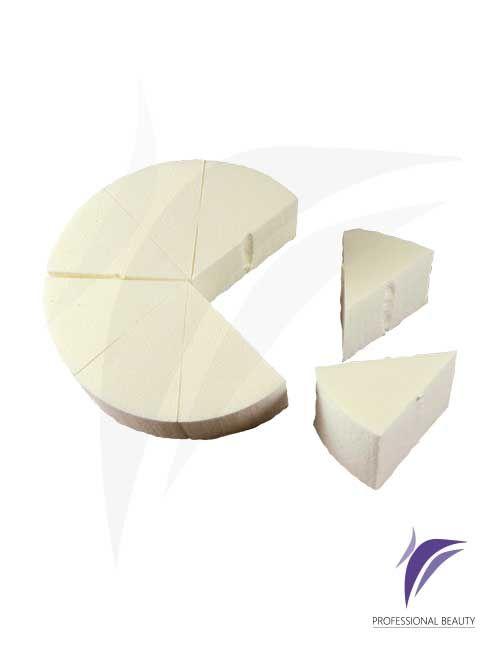Pomo Para Base x8 Unidades: Pomo para aplicar base, ideal para la correcta aplicación y difuminación del maquillaje.