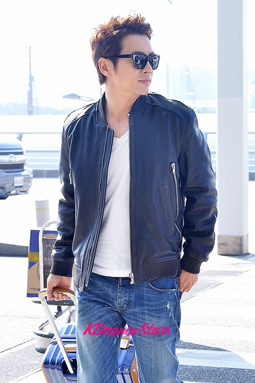 pic+of+joo+sang+wook | Joo Sang Wook at ICN Departing to Thailand for Cunning Single Lady ...