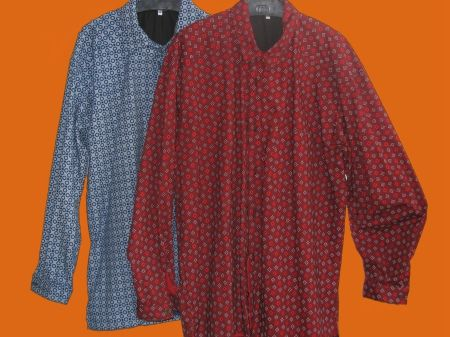 Madiba Long Sleeve Shirts | Products Offered | Auldco African Handcraft