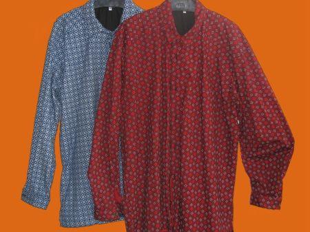 Madiba Long Sleeve Shirts