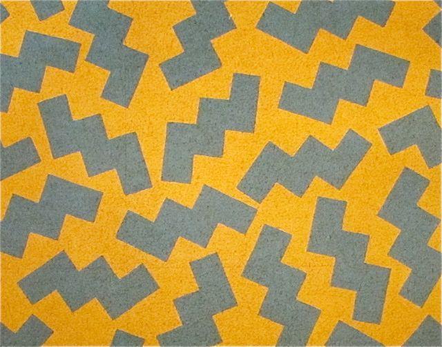 "George Sowden and Nathalie du Pasquier ""Floating Carpet"" Steeles Carpets 1983 MONDOBLOGO: 9/1/12"