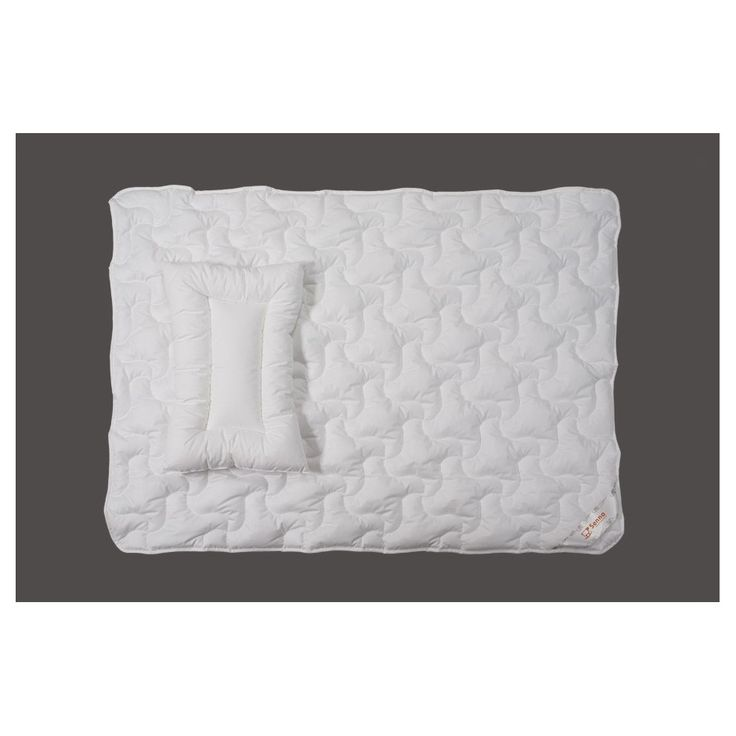 Anti-Allergy duvet and pillow Safe, perfect for infants: a certified product Made of bamboo fabric: excellent breathing and moisture absorbing capabilities Delicate: soft, skin-friendly fabric