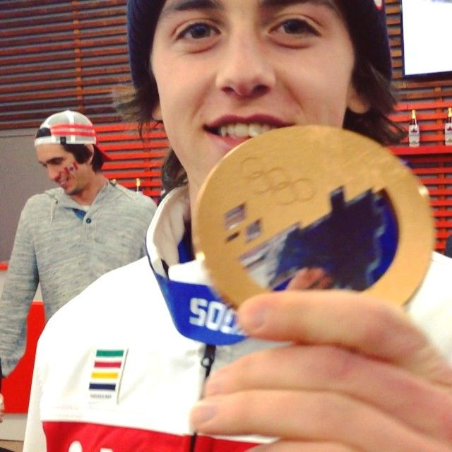"""""""Thank you, Canada! Without you guys, I would not have this."""" - Mark McMorris #wearewinter"""