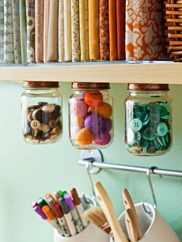 Organisateur salle d'artisanat - Artisanat Fournitures de stockage - Good Housekeeping