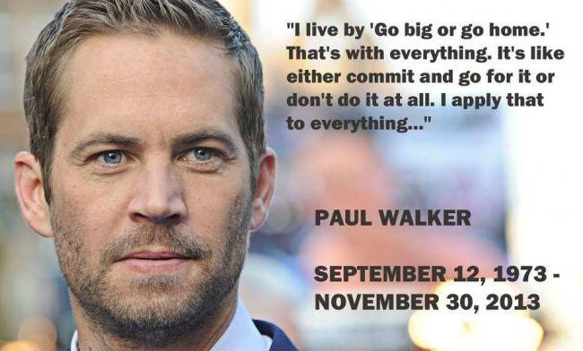 RIP Paul Walker :(