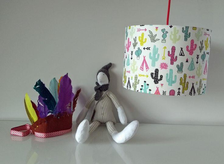 LittleSmileMakers+Cactus+Lampshade, £24.00