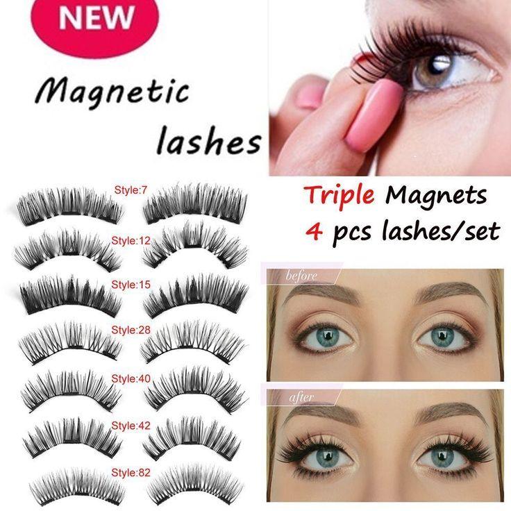 How to apply eye lashes eyelashes soft eye