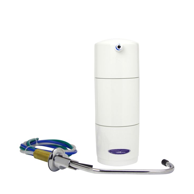 SMART Disposable Under Sink Water Filter System