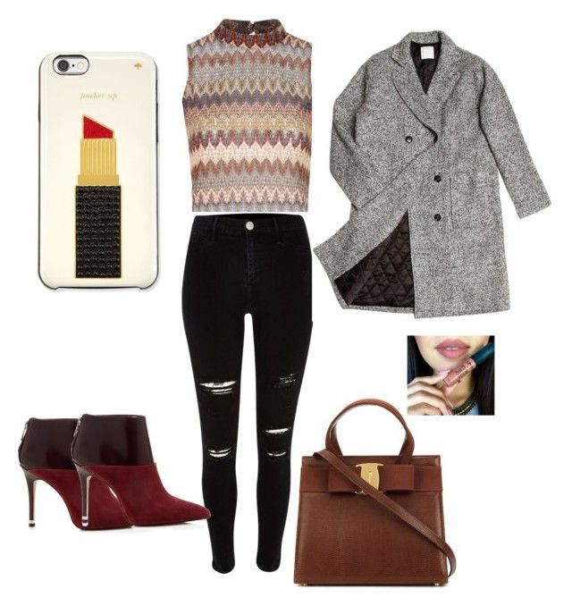 """""""Untitled #4"""" by mayapriskilla on Polyvore featuring Glamorous, ssongbyssong, MICHAEL Michael Kors, Kate Spade, women's clothing, women, female, woman, misses and juniors"""