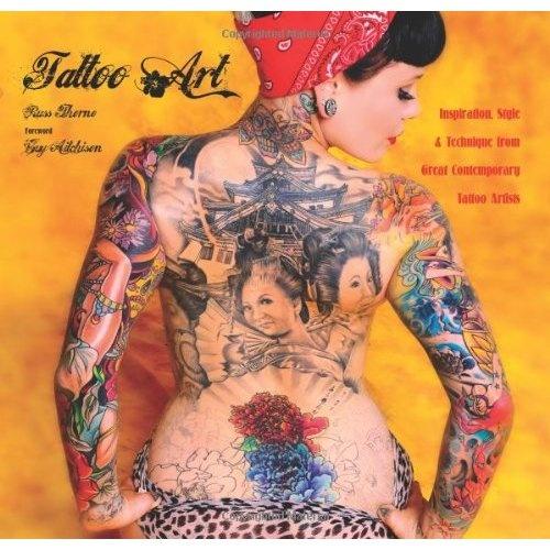 Tattoo Art: Russ Thorne