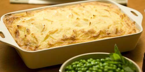 New Zealand Beef & Lamb - Recipes - Shepherd's Pie