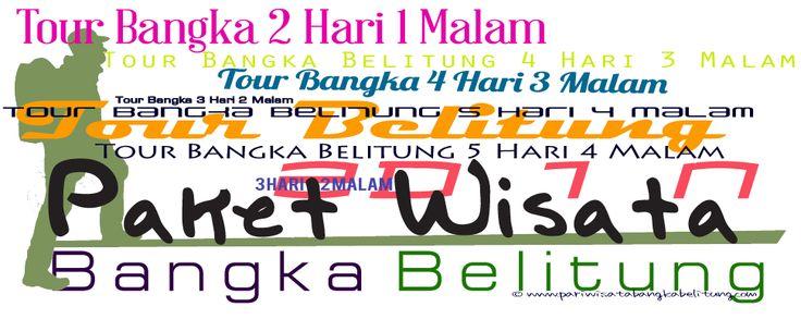 Paket Wisata Bangka Belitung pilihan liburan favorit keluarga. Tour beragam juga promo paket hemat wisata tersedia. Nikmati Semarak paket Tour Bangka Belitung