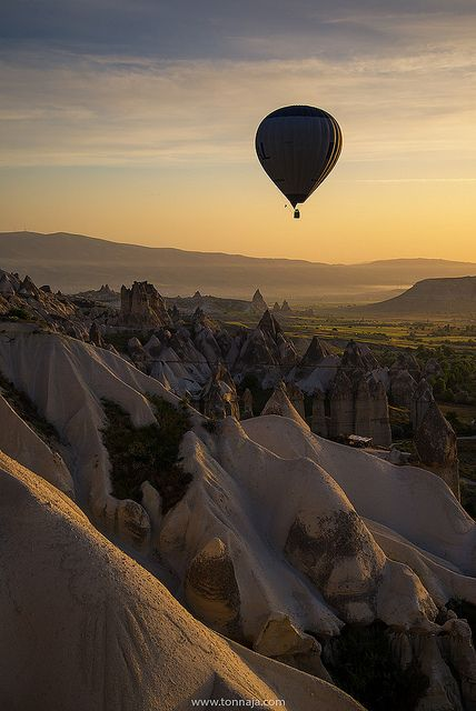 Cappadocia, Turkey. I will return one day.