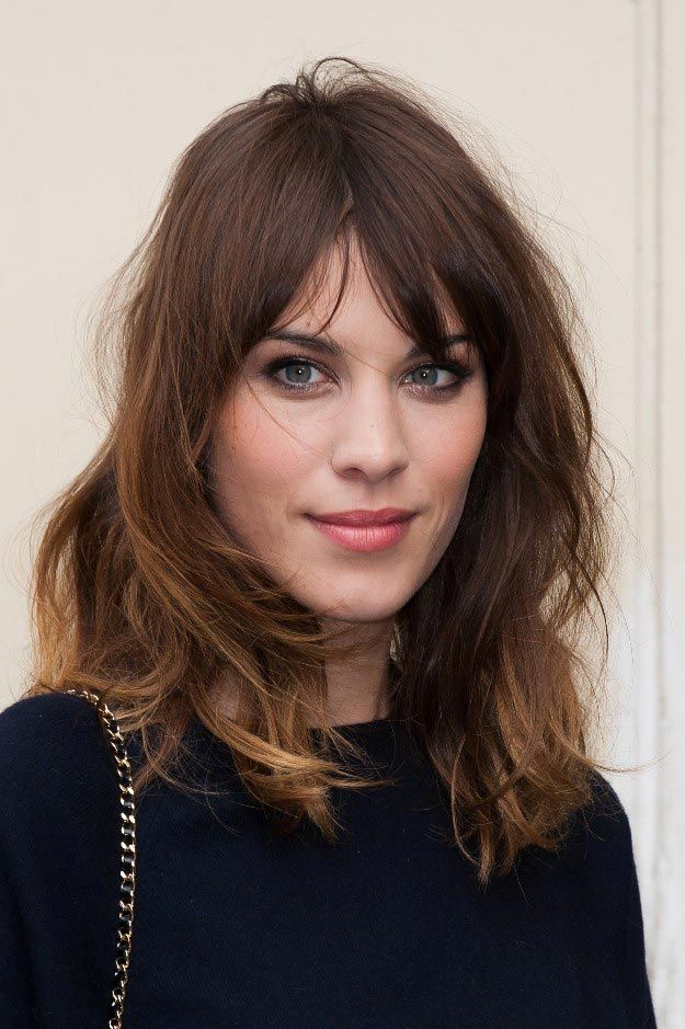 Iconic Beauty Looks - Alexa Chung