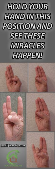 Very interesting that the hand poses have these wonderful effects.