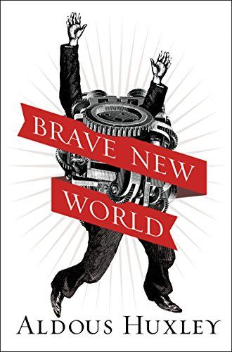 Brave New World | Not as fascinating as I found it in high school, but still an interesting vision of the future worthy of a second reading.