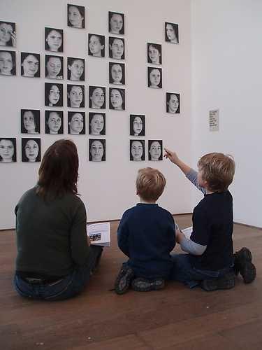 Barbara Visser. © Gert Jan van Rooij, Museum De Paviljoens