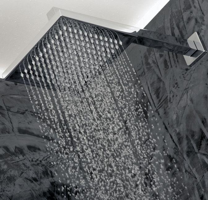 Shower Heads   19 Cool Rain Shower Heads By Lacava   DigsDigs