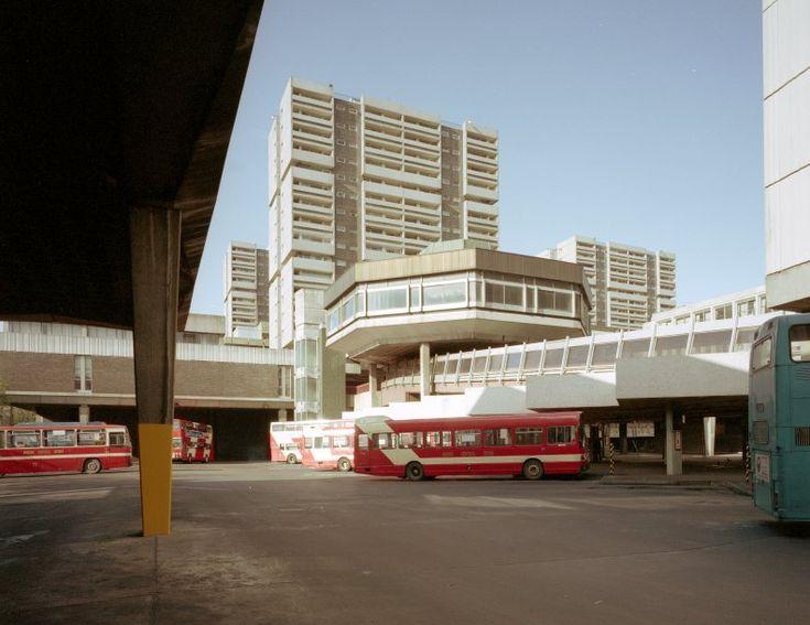 Anderston Centre, Glasgow, 1972