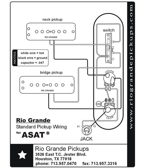 2 pickup wiring diagram wiring diagram list Gretsch Guitar Wiring Diagrams
