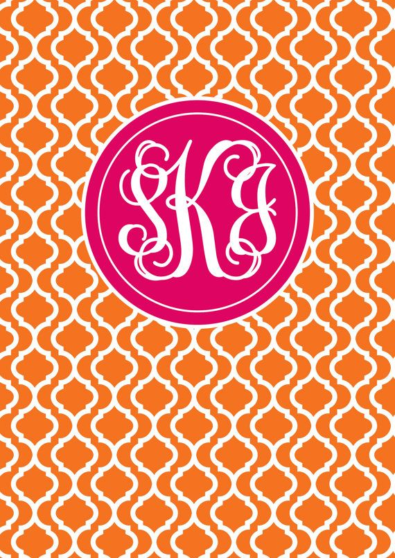 25+ unique Monogram binder covers ideas on Pinterest   Monogram ...