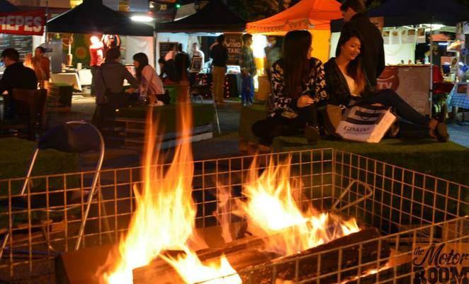 brisbane markets, eat street, live music, shopping, food
