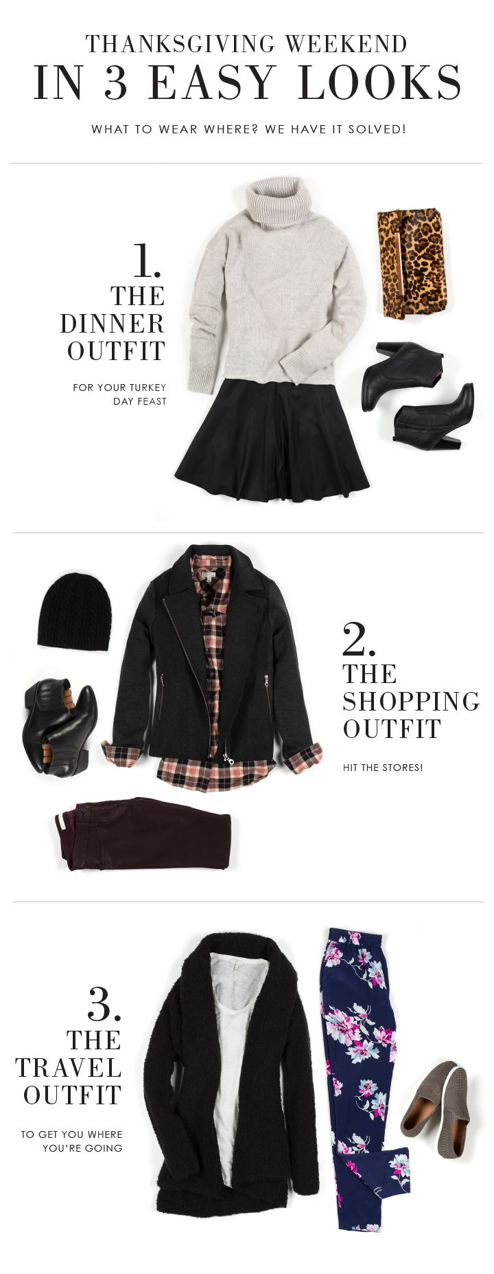 Shop Now: Thanksgiving Outfit Ideas >> click to shop the post!
