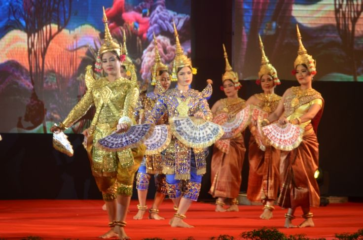 Khmer Royal Dance- European Council on Tourism and Trade