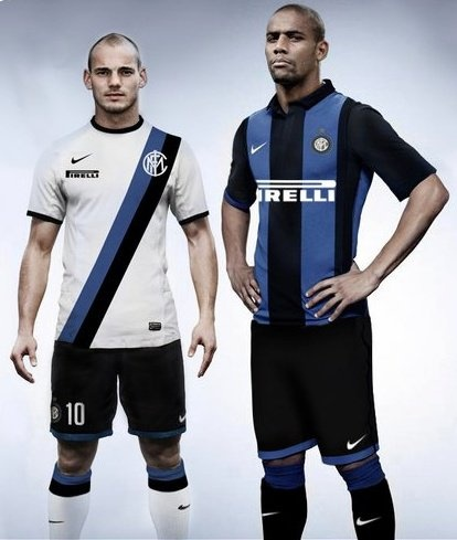 Inter Milan 2013 Home & Away