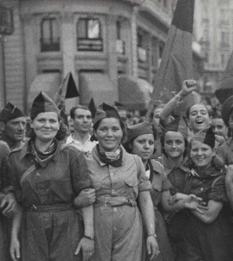CNT, The Spanish Civil War #Spain #war