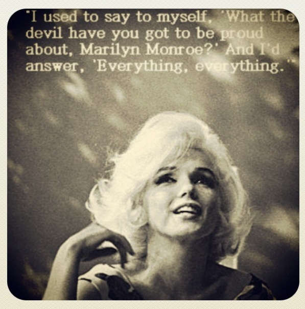 Short Marilyn Monroe Quotes: 40 Best Marilyn Monroe Quotes Images On Pinterest