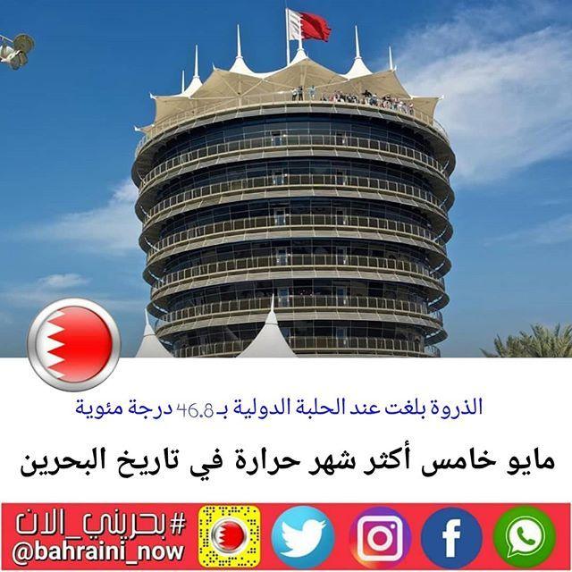 الذروة بلغت عند الحلبة الدولية بـ 46 8 درجة مئوية مايو خامس أكثر شهر حرارة في تاريخ البحرين المنامة وزارة المواصلات والاتصالات ذكرت Movie Posters Movies