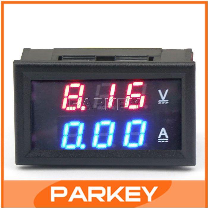 Yb27va Three Wire Dc Digital Voltmeter Ammeter Head Digital Voltmeter Ammeter Dc 4 5 30v 5a Electric Vehicles Monitoring 210036 Volt Ampere Digital Amper