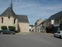 Malansac - Adresse :  centre bourg  56000 Malansac  Type de l'aire : Aire municipale GRATUITE