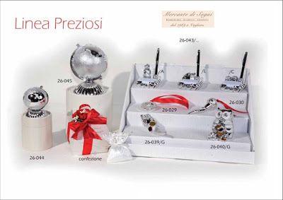 """https://mercantedisognivoghera.blogspot.it/2016/11/collezioni-la-preziosi-bagno-argento_19.html   Collezioni L'A Linea """"STUDIO"""" Soggetti studio in bagno d'argento  GLOBO - PORTA POST-IT CON BIRO GUFO - PENNA"""