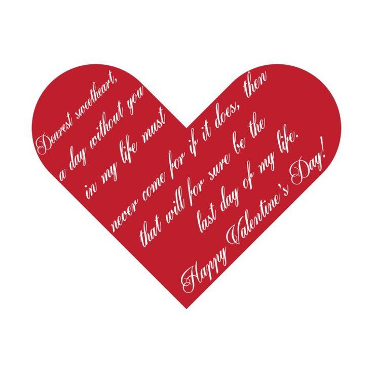 Dearest sweetheart, a day valentines day by digitalpainter's Artist Shop