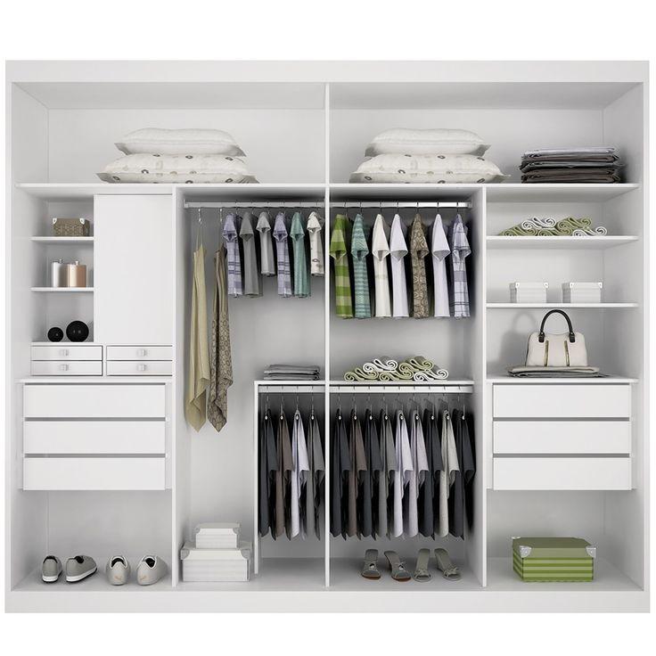 Las 25 mejores ideas sobre armarios empotrados en for Revestimiento de armarios empotrados