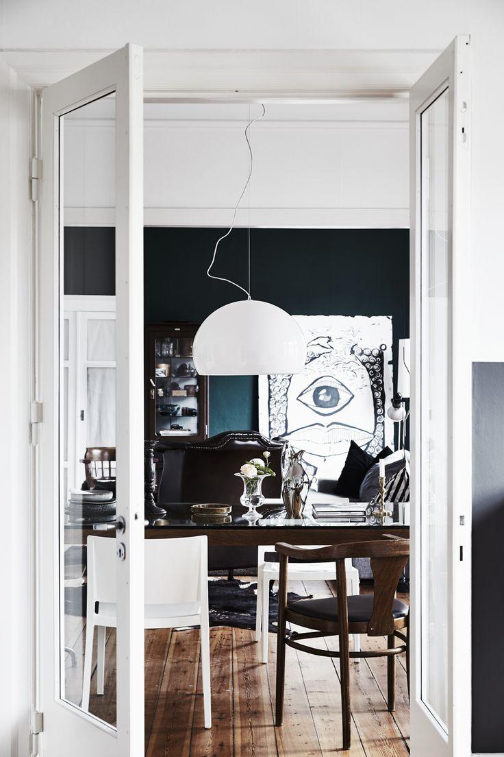 Inspiring livingroom and dining room