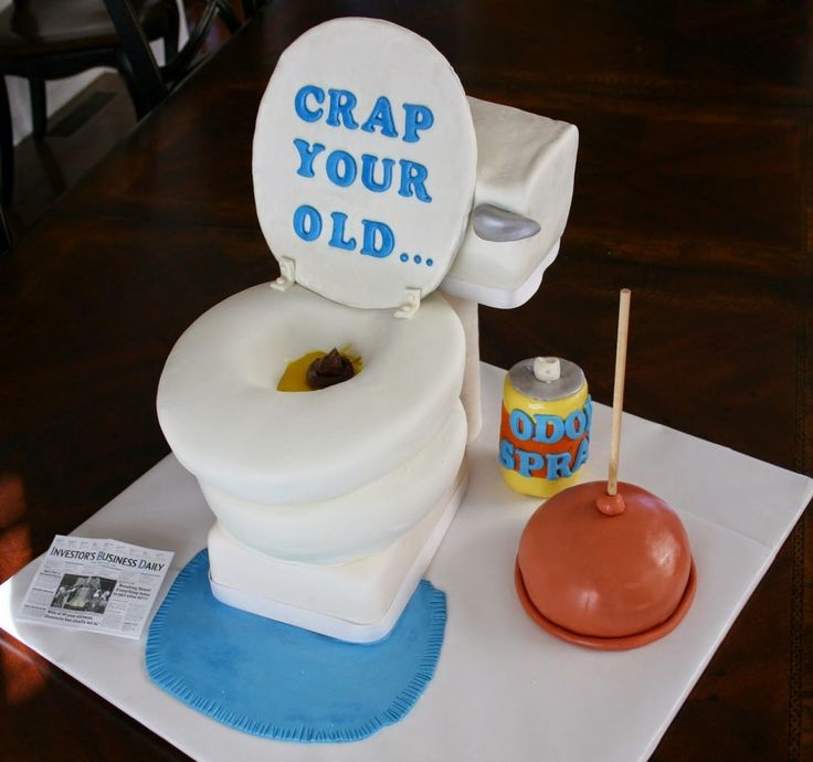 Funny Birthday Cakes Pictures
