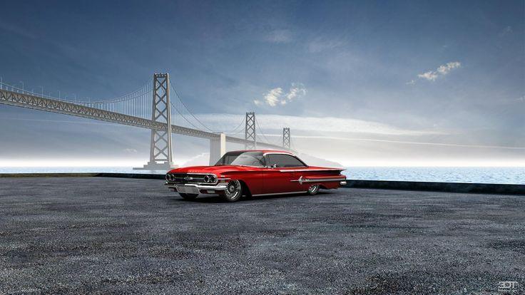 Checkout my tuning #Chevrolet #Impala 1959 at 3DTuning #3dtuning #tuning