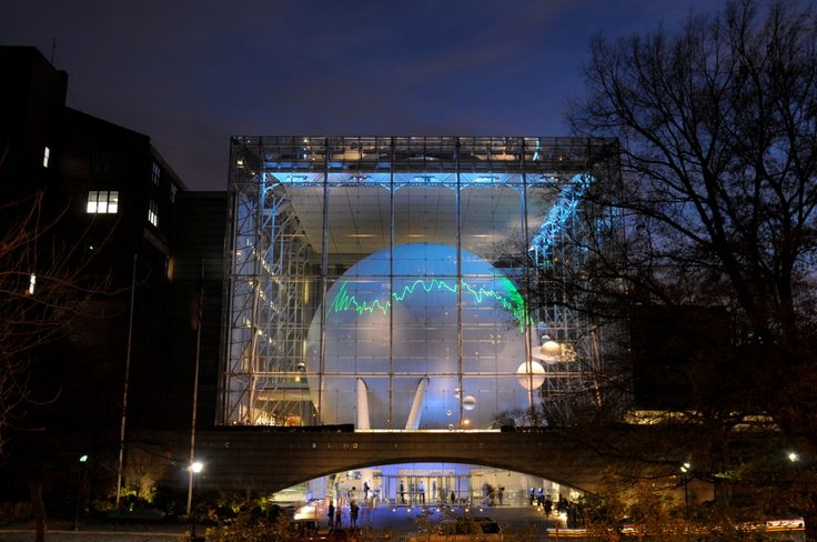 Hayden Planetarium   Nova York