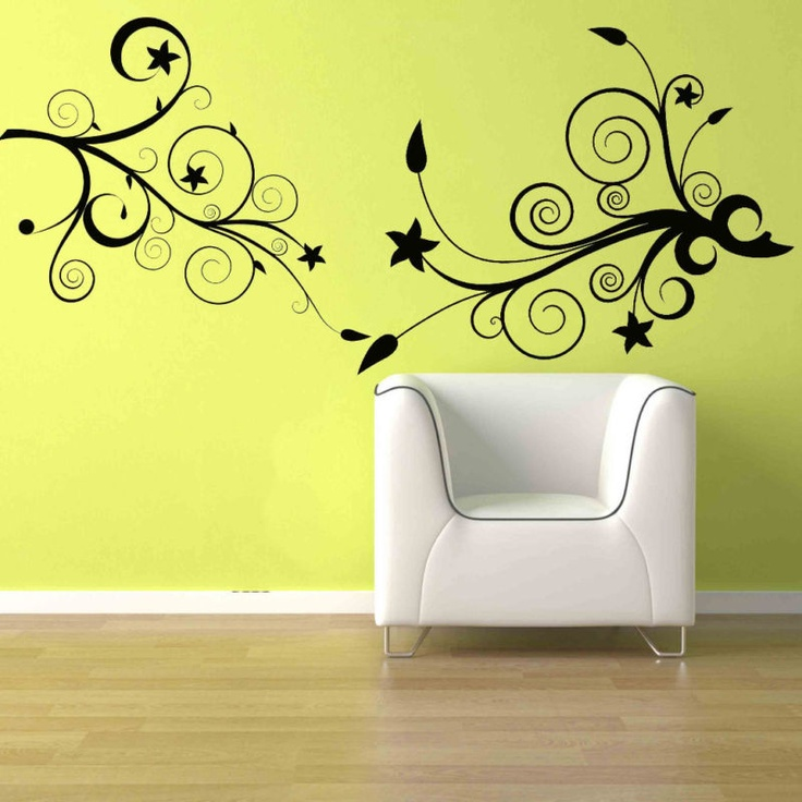 Simple Design Wall Deco