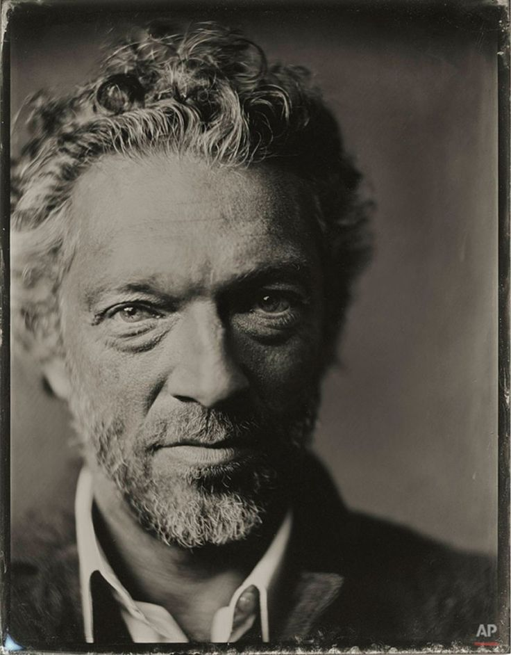 Tintype portraits of Hollywood celebrities by vintage camera at the Sundance Film Festival 2015